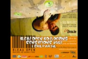 Bleau Open Bouldering Sensations 2007, part 1