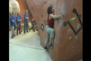 Bleau Open Bouldering Sensations 2007, part 2